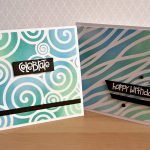 Create a Smile – Masculine Cards (maybe…)