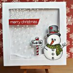 Merry Christmas – Time to Build a Snowman