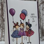 Stamping Bella – Party Girls