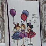 Stamping Bella – Party Girls
