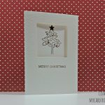 VIDEO | Quick and Clean and Simple Christmas Cards