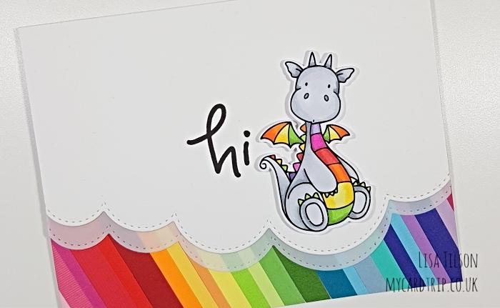 Hi! Rainbow Bellied Dragons anyone?