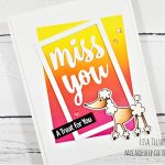 My Favorite Things Guest Designer – Miss You… A Treat For You!